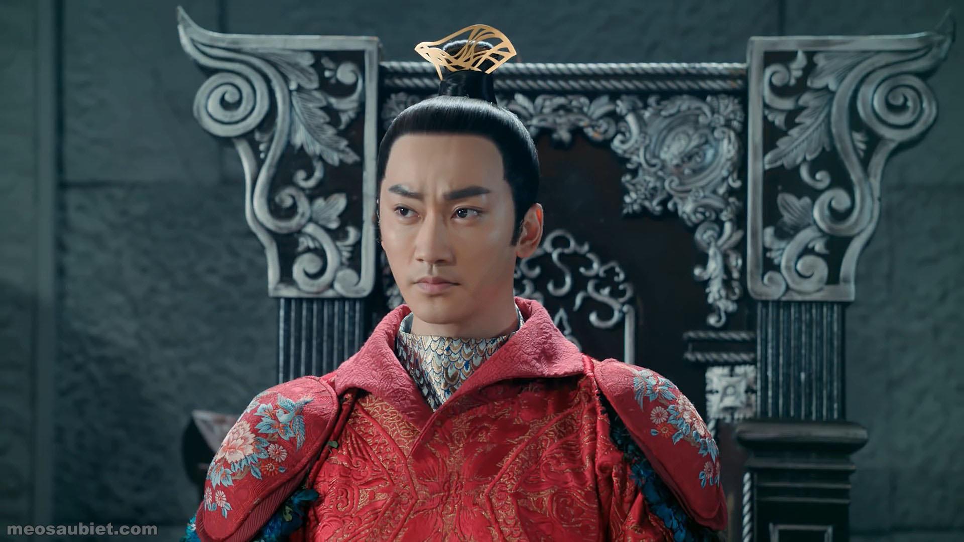 Tam Thiên Nha Sát 2020 Mao Phương Viên trong vai Đình Uyên