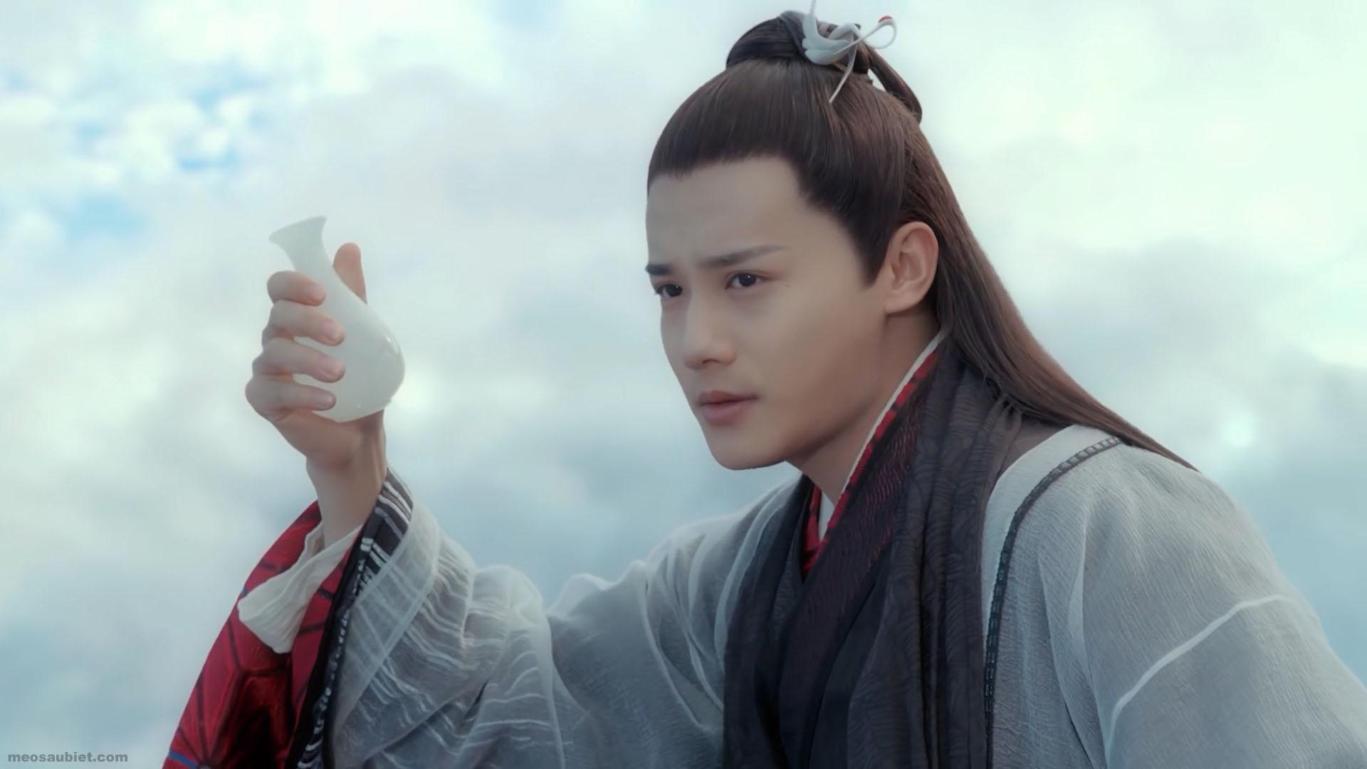 Tam Thiên Nha Sát 2020 Trịnh Nghiệp Thành trong vai Phó Cửu Vân