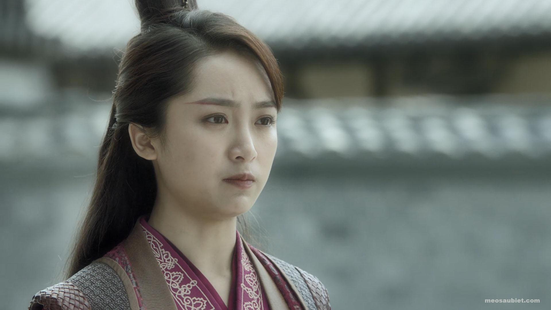 Khánh Dư Niên 2019 Hàn Cửu Nặc trong vai Diệp Linh Nhi