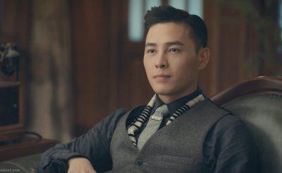 Trường quân đội liệt hỏa 2019 Hồng Nghiêu trong vai Thẩm Thính Bạch