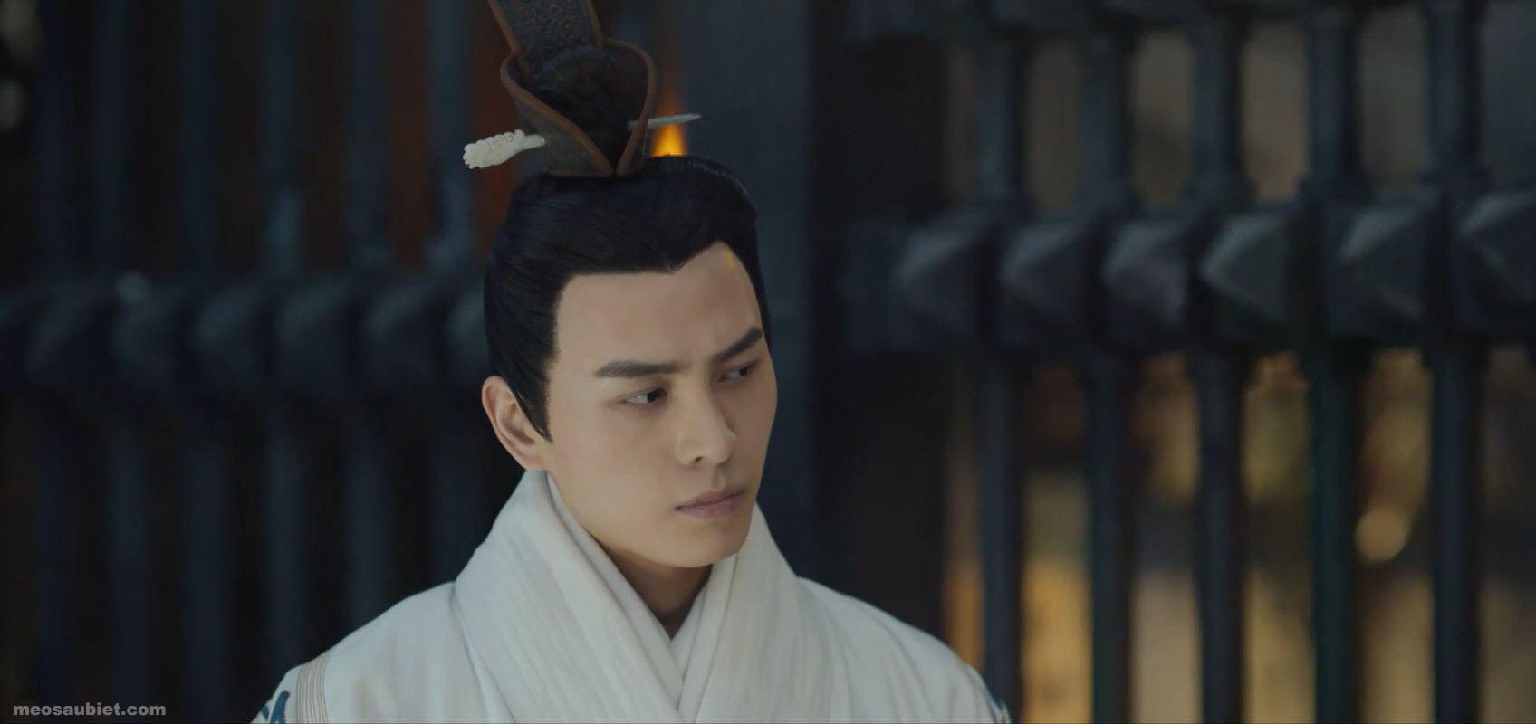 Hạo Lan truyện 2019 Hồng Nghiêu trong vai công tử Giao