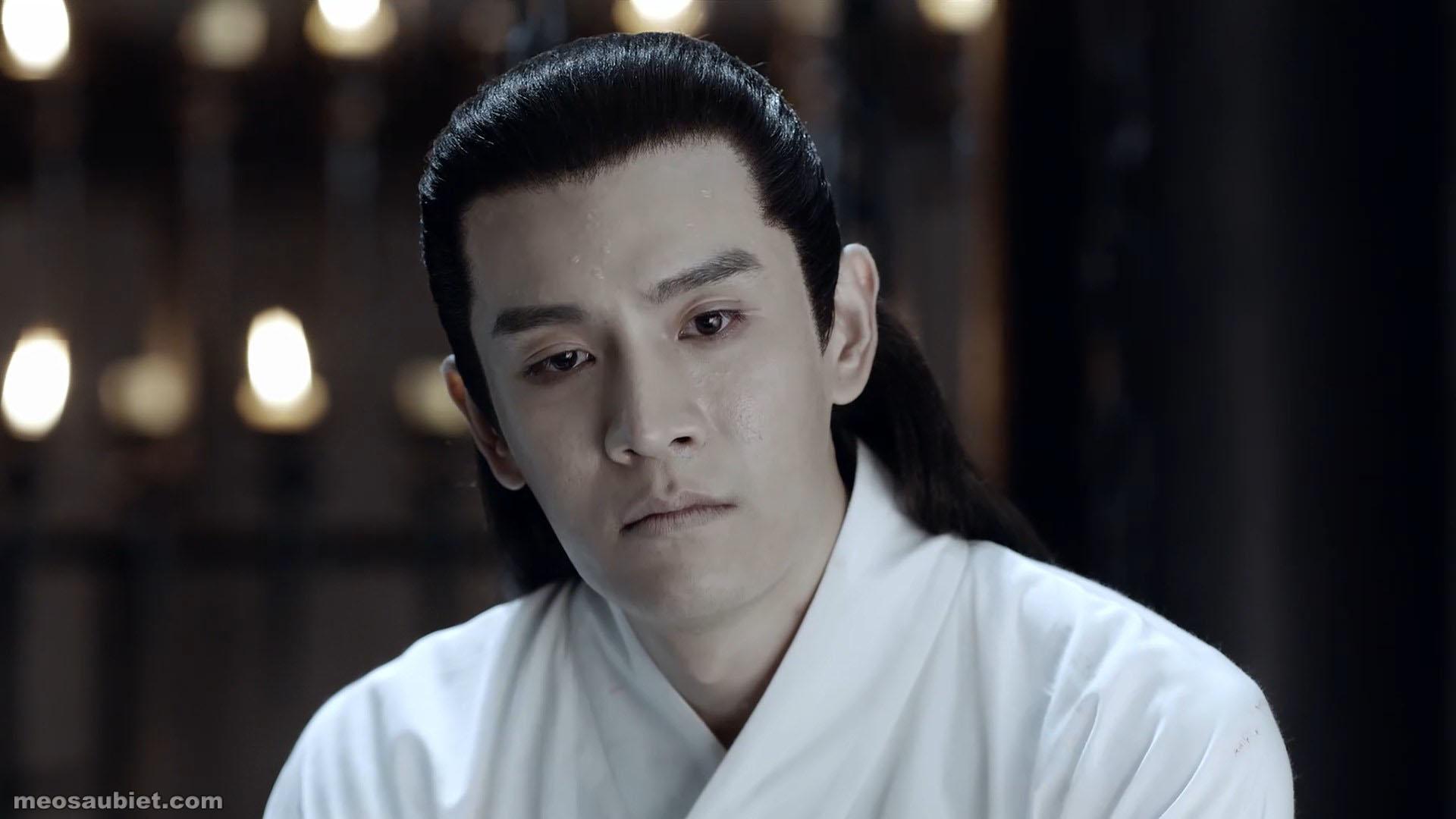 Bạch phát vương phi 2019 Kinh Siêu trong vai Phó Trù