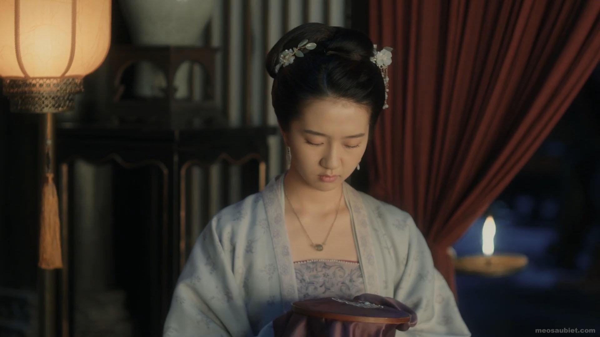 Thanh Bình Nhạc 2020 Hứa Linh Nguyệt trong vai Miêu Tâm Hòa
