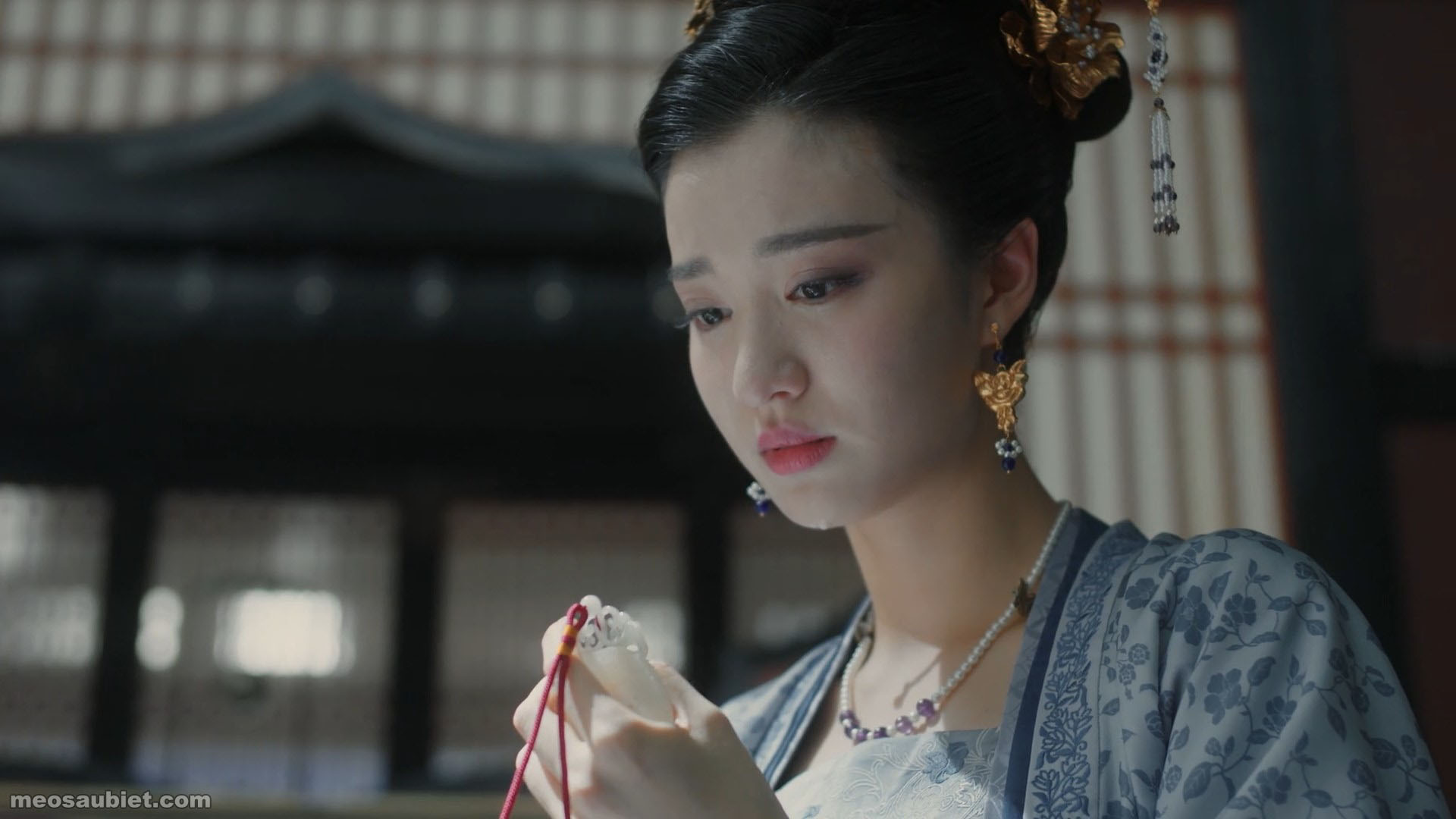 Thanh Bình Nhạc 2020 Vương Sở Nhiên trong vai Trương quý phi