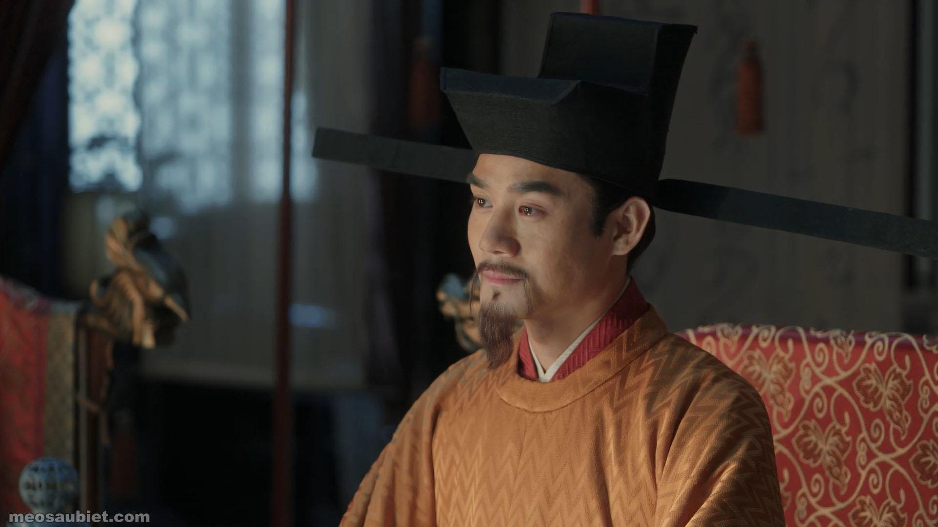 Thanh Bình Nhạc 2020 Vương Khải trong vai Triệu Trinh , Tống Nhân Tông