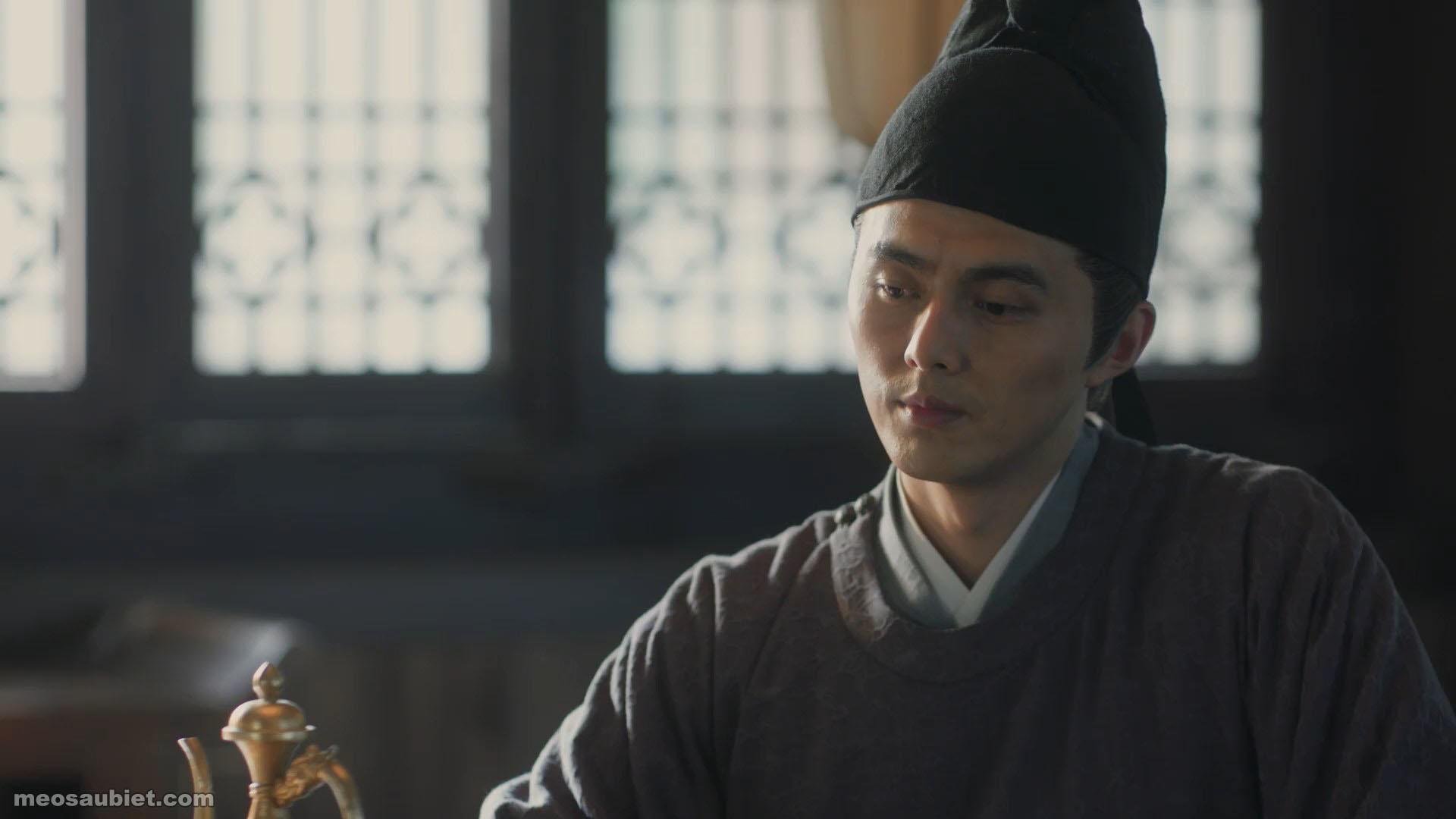 Thanh Bình Nhạc 2020 Diệp Tổ Tân trong vai Trương Mậu Tắc