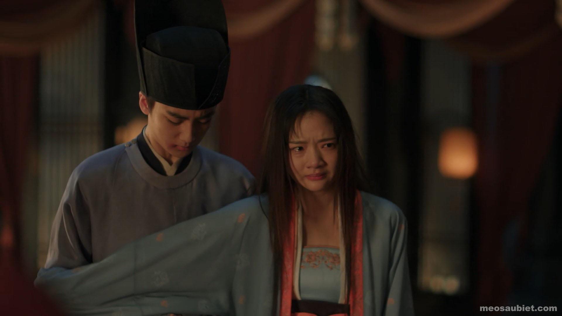 Thanh Bình Nhạc 2020 Nhậm Mẫn trong vai Triệu Huy Nhu