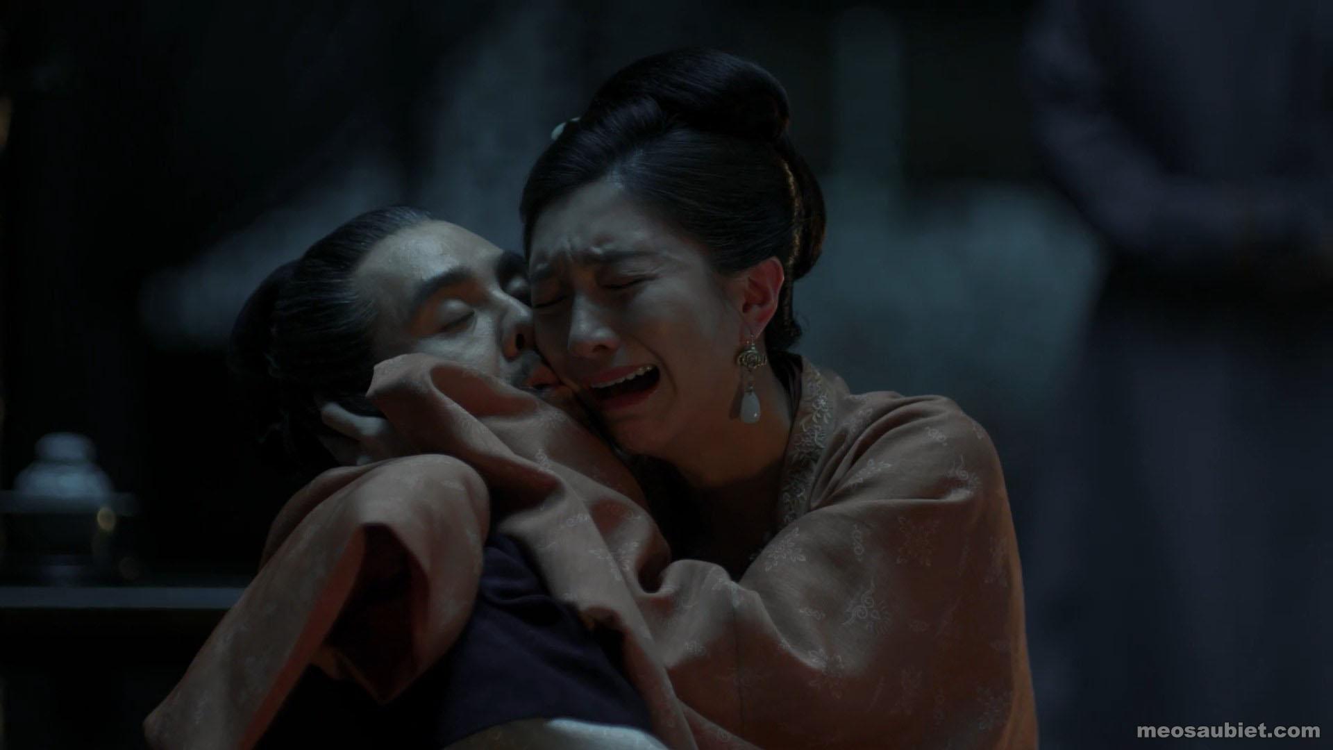 Thanh Bình Nhạc 2020 Giang Sơ Ảnh trong vai Tào hoàng hậu