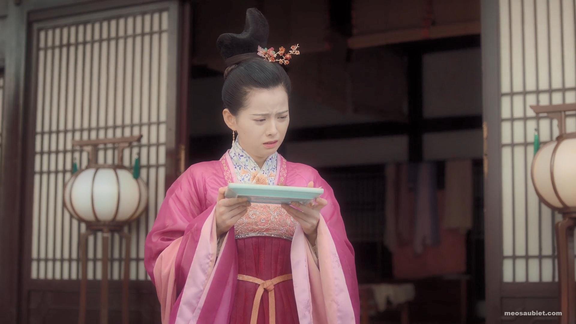 Điện hạ đại nhân chọc không nổi 2019 Hoàng Nhật Oánh trong vai Lâm Tranh Tranh