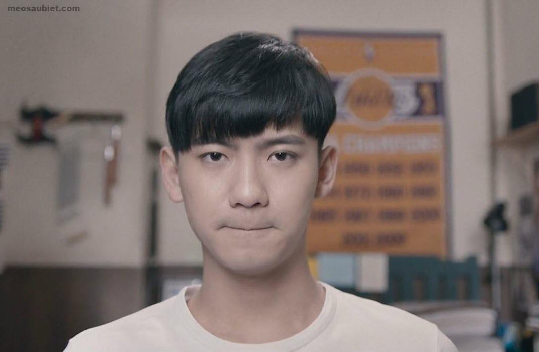 Tình yêu tuổi mới lớn 2017 Triệu Thuận Nhiên trong vai Vương Khải lúc trẻ