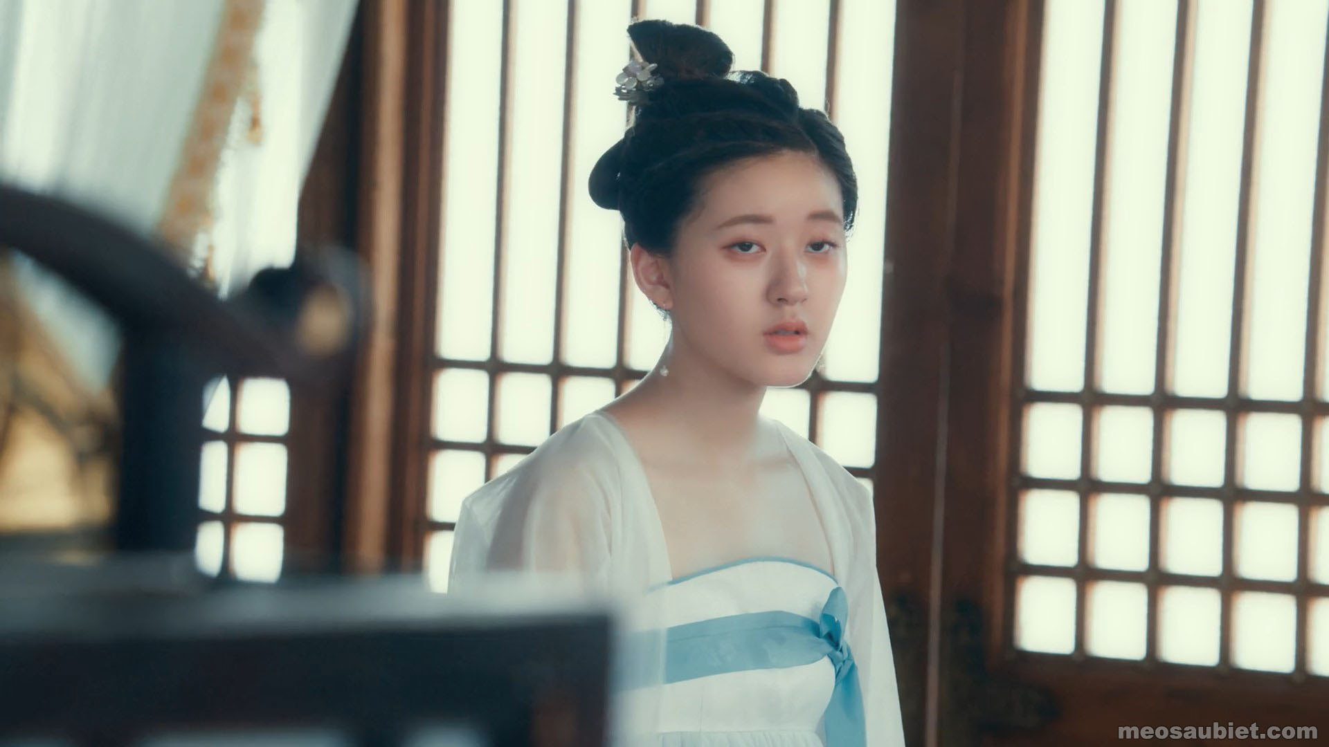 Trần Thiên Thiên trong lời đồn 2020 Triệu Lộ Tư trong vai Trần Thiên Thiên