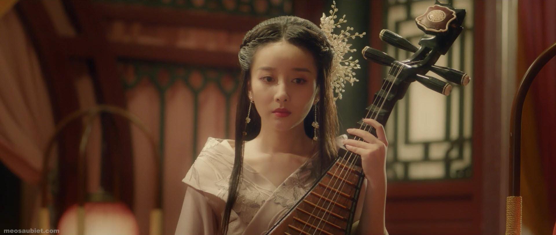 Năm Thành Hóa thứ mười bốn 2020 Trần Mộng Dao trong vai Phùng Thanh Tư