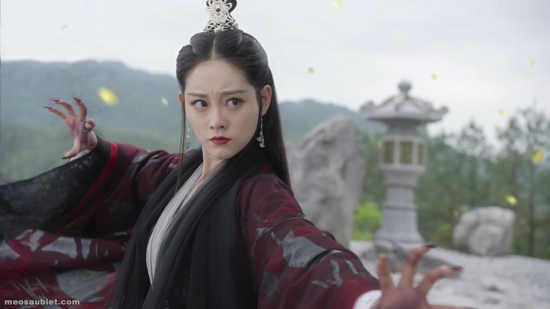 Tân Ỷ Thiên Đồ Long ký 2019 Chúc Tự Đan trong vai Chu Chỉ Nhược