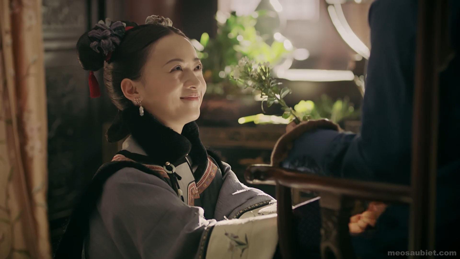 Diên Hy công lược 2018 Ngô Cẩn Ngôn trong vai Ngụy Anh Lạc