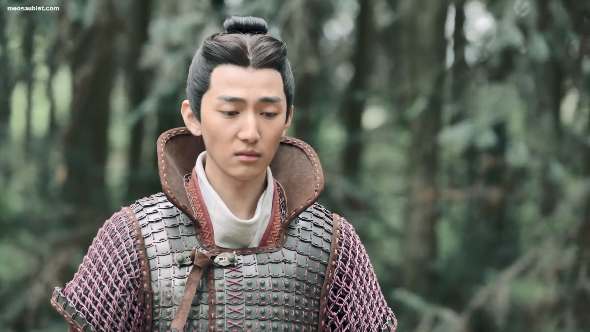 Tam quốc cơ mật 2018 Lưu Dục Hàm trong vai Tào Thực