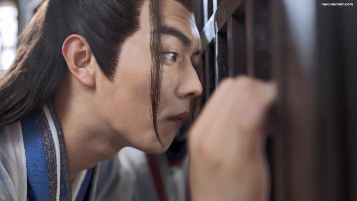 Drama Trước Kia Có Tòa Linh Kiếm Sơn 2019 Hứa Khải trong vai Vương Lục