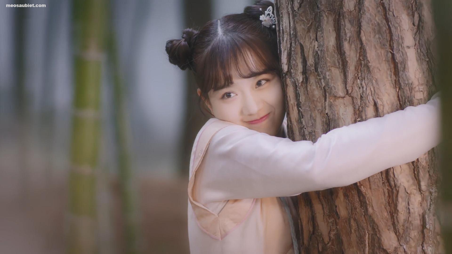 Quyến luyến giang hồ 2019 Ngô Thiên Doanh trong vai Mộc Ngư Nhi