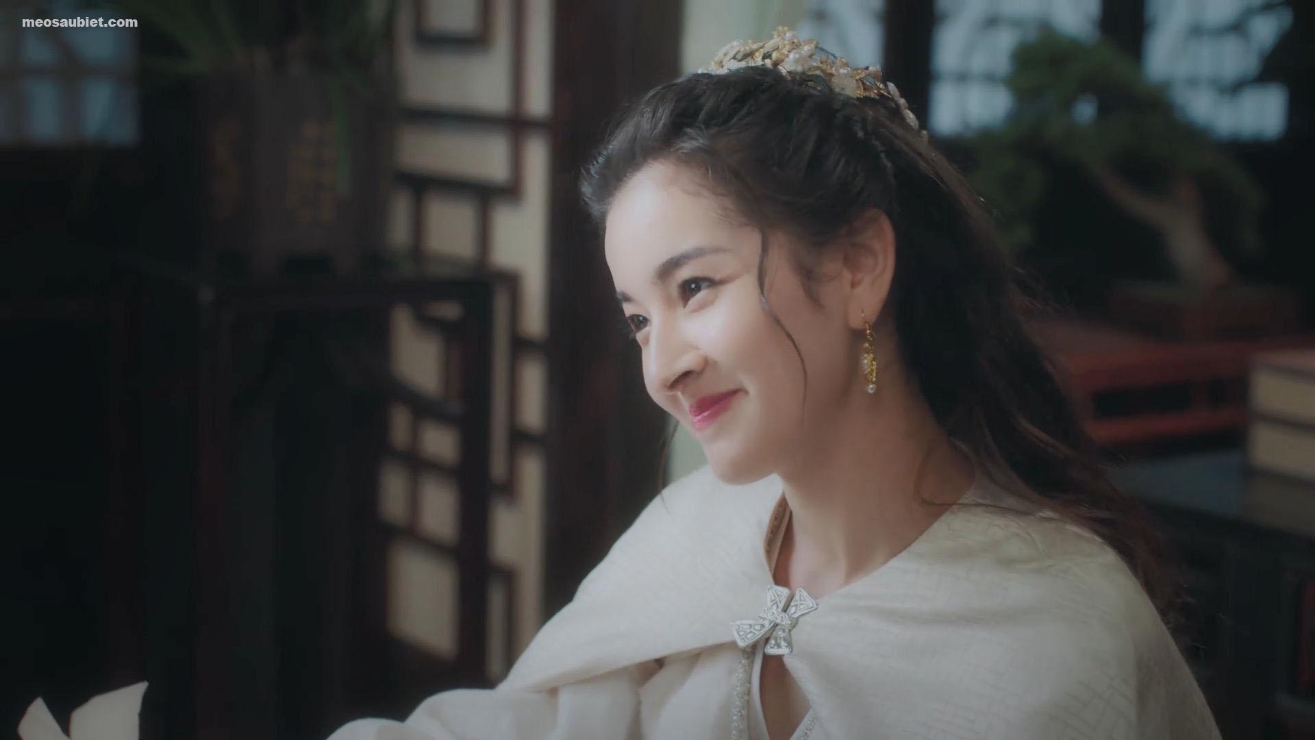 Quyến luyến giang hồ 2019 Trương Tuyết Hàm trong vai Lục Nhân Y