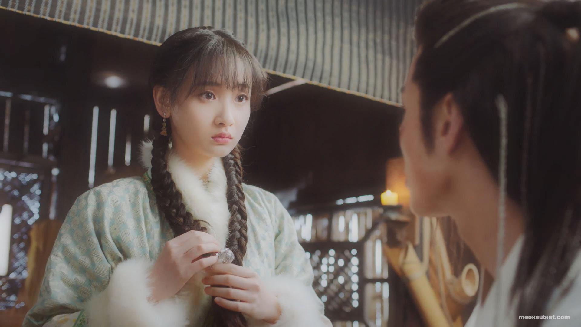 Quyến luyến giang hồ 2019 Cát Hâm Di trong vai Tuyết Nhi