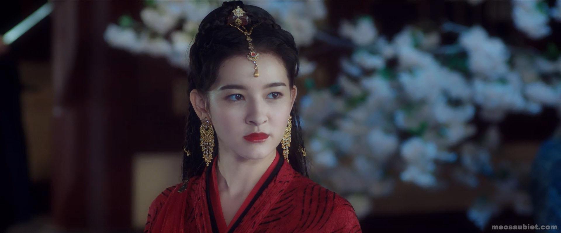 Minh nguyệt từng chiếu Giang Đông Hàn 2020 Trương Tuyết Hàm trong vai Thẩm Yên Chi