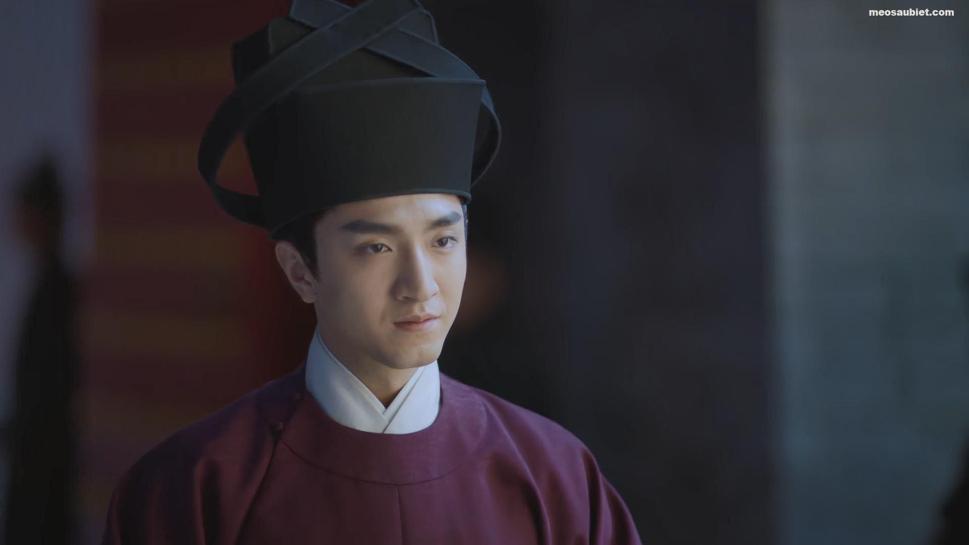 Hạc Lệ Hoa Đình 2019 Kim Hãn trong vai Tề vương Tiêu Định Đường