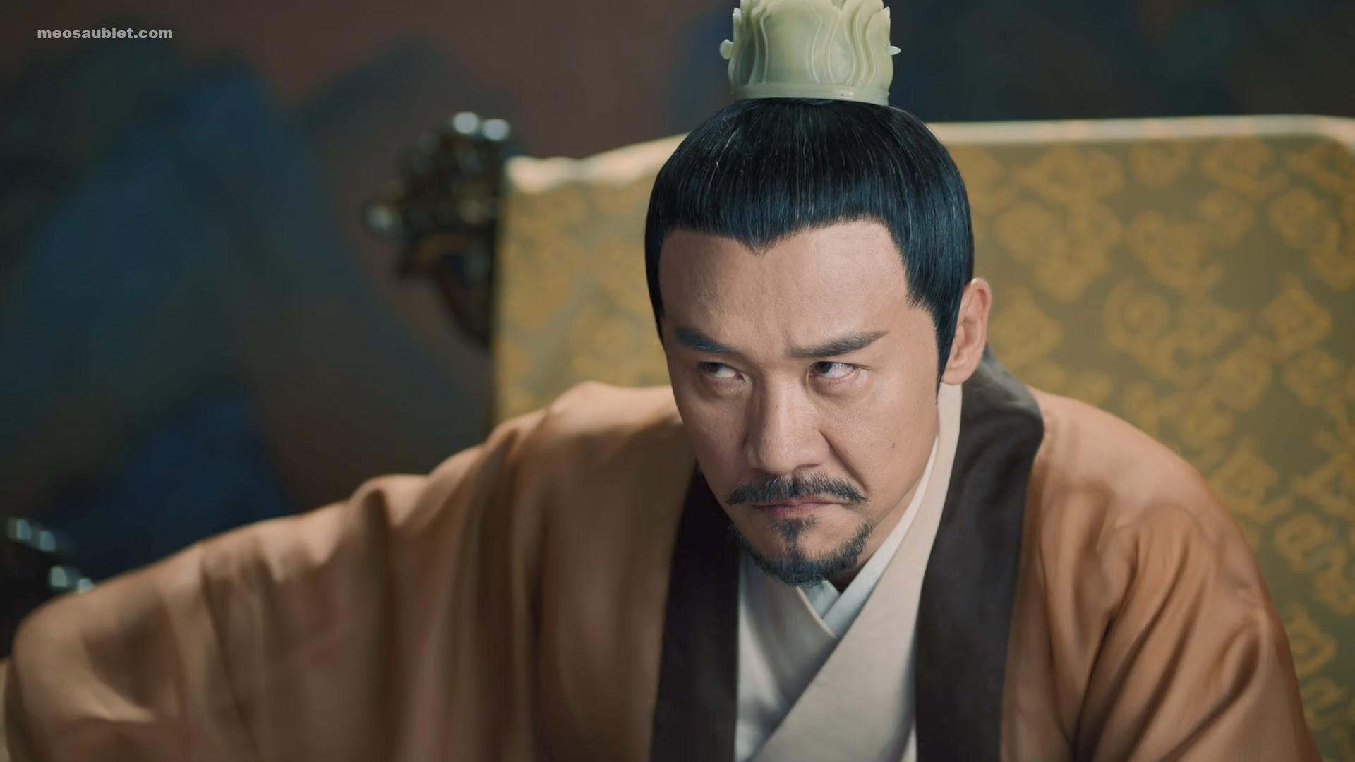 Hạc Lệ Hoa Đình 2019 Hoàng Chí Trung trong vai Hoàng đế Tiêu Giám