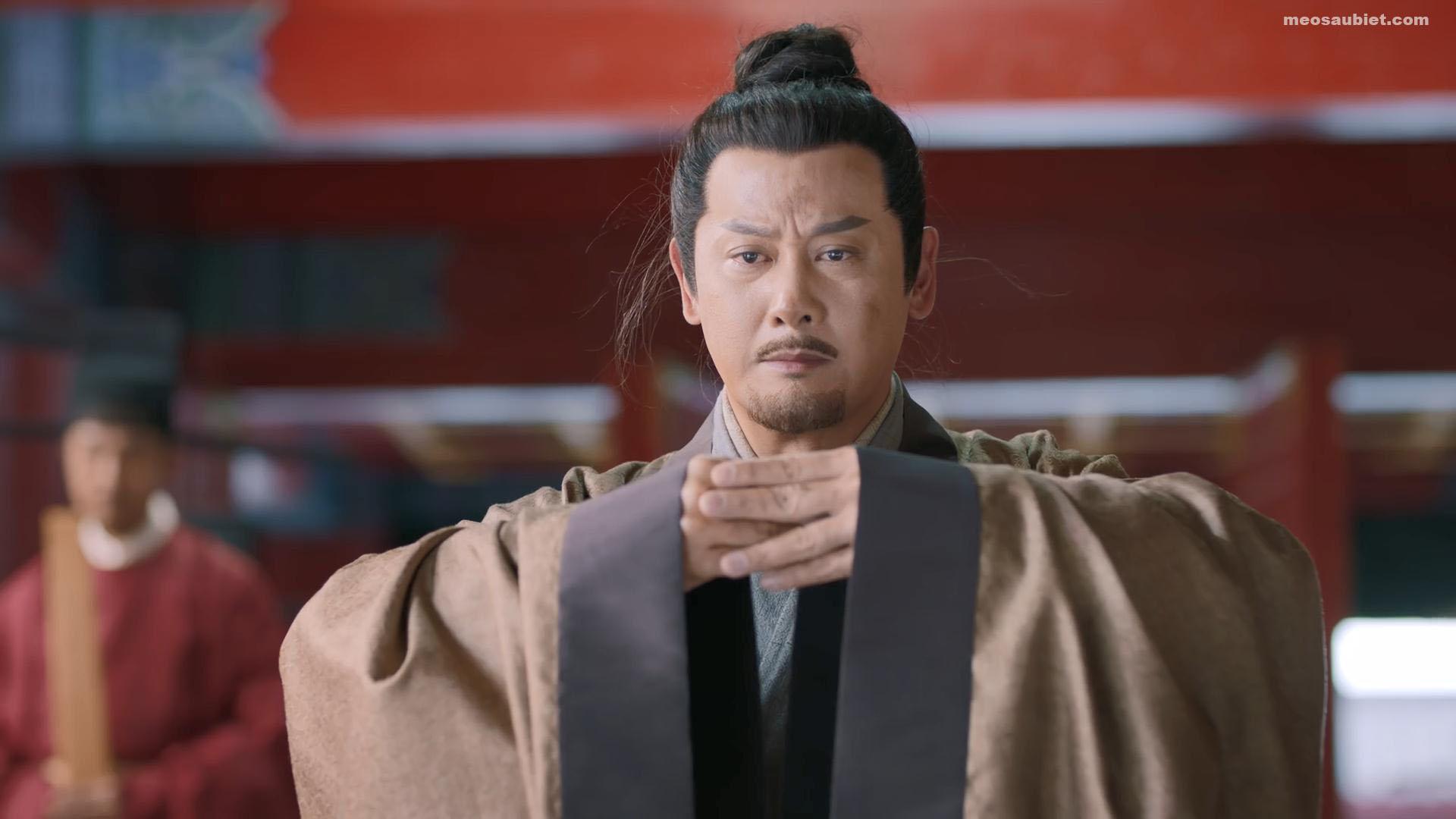 Hạc Lệ Hoa Đình 2019 Khưu Tâm Chí trong vai Lục Anh