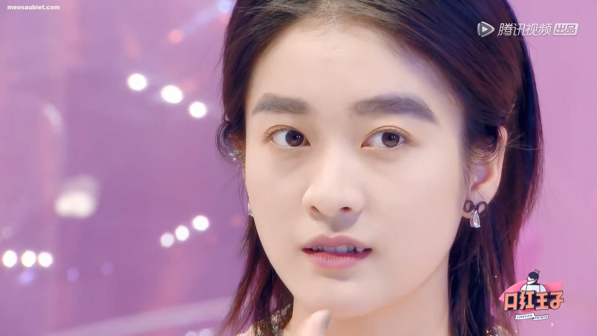 Trương Tuyết Nghênh cute