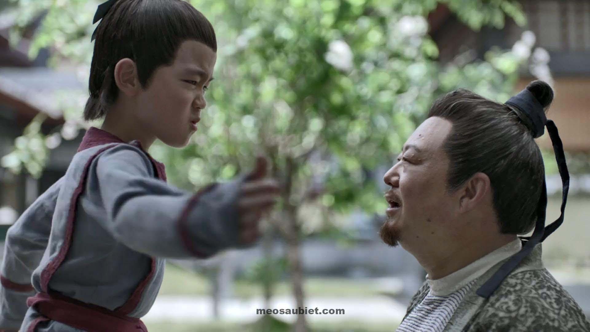Khánh Dư Niên 2019 Lý Hồng Quyền trong vai Chu quản gia
