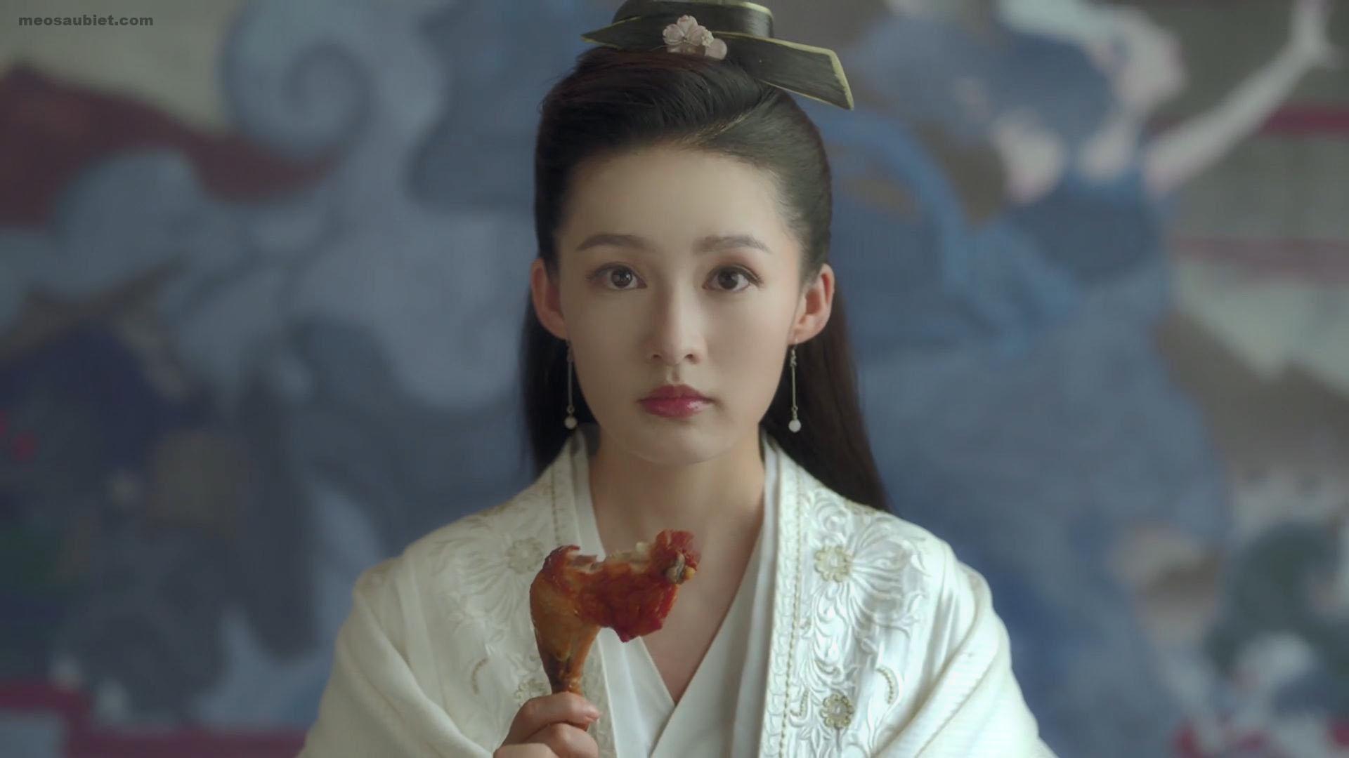 Khánh Dư Niên 2019 Lý Thấm trong vai Lâm Uyển Nhi