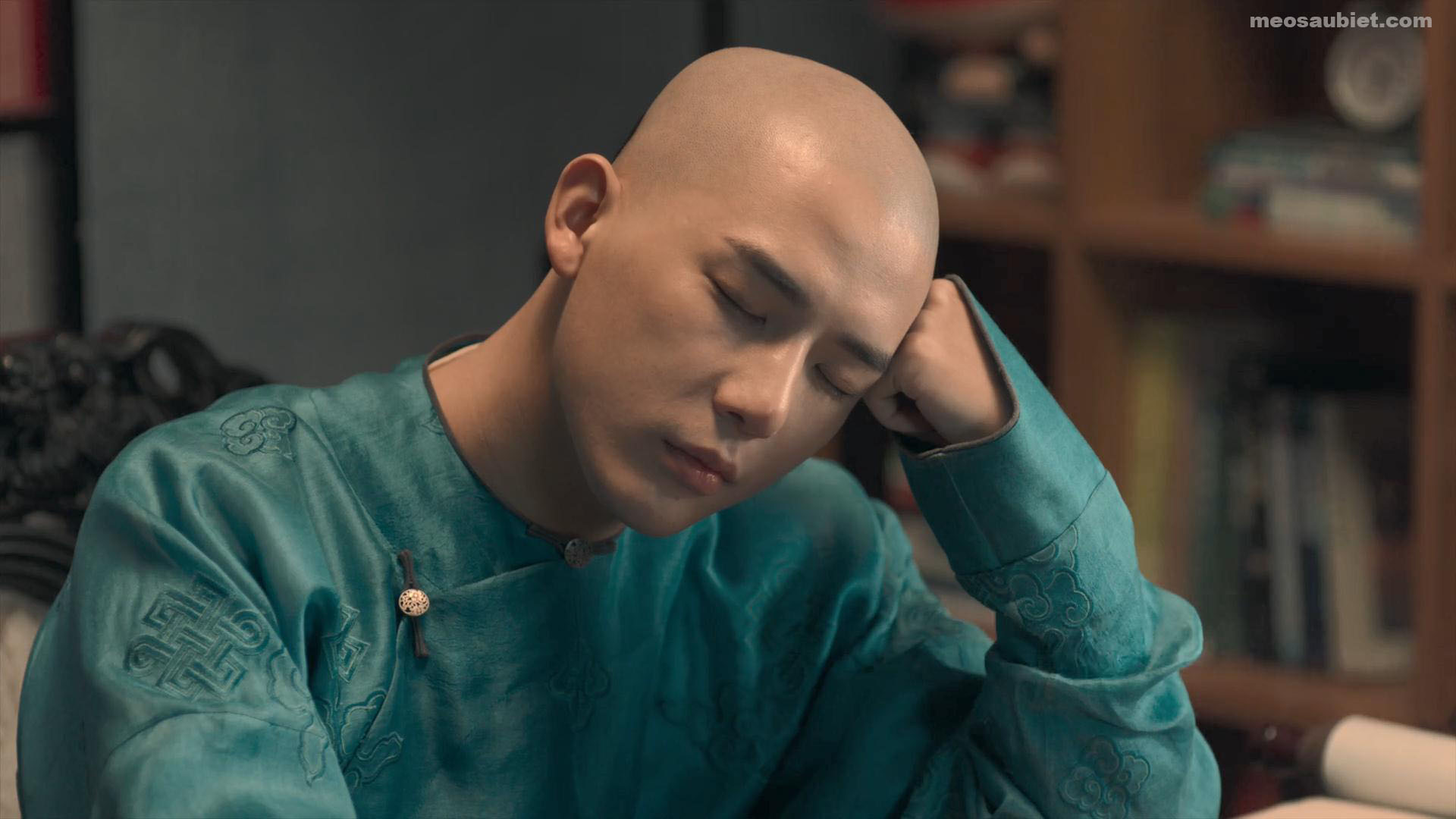Mộng hồi Đại Thanh 2019 Vương An Vũ trong vai Ái Tân Giác La · Dận Tường , Thập tam A ca