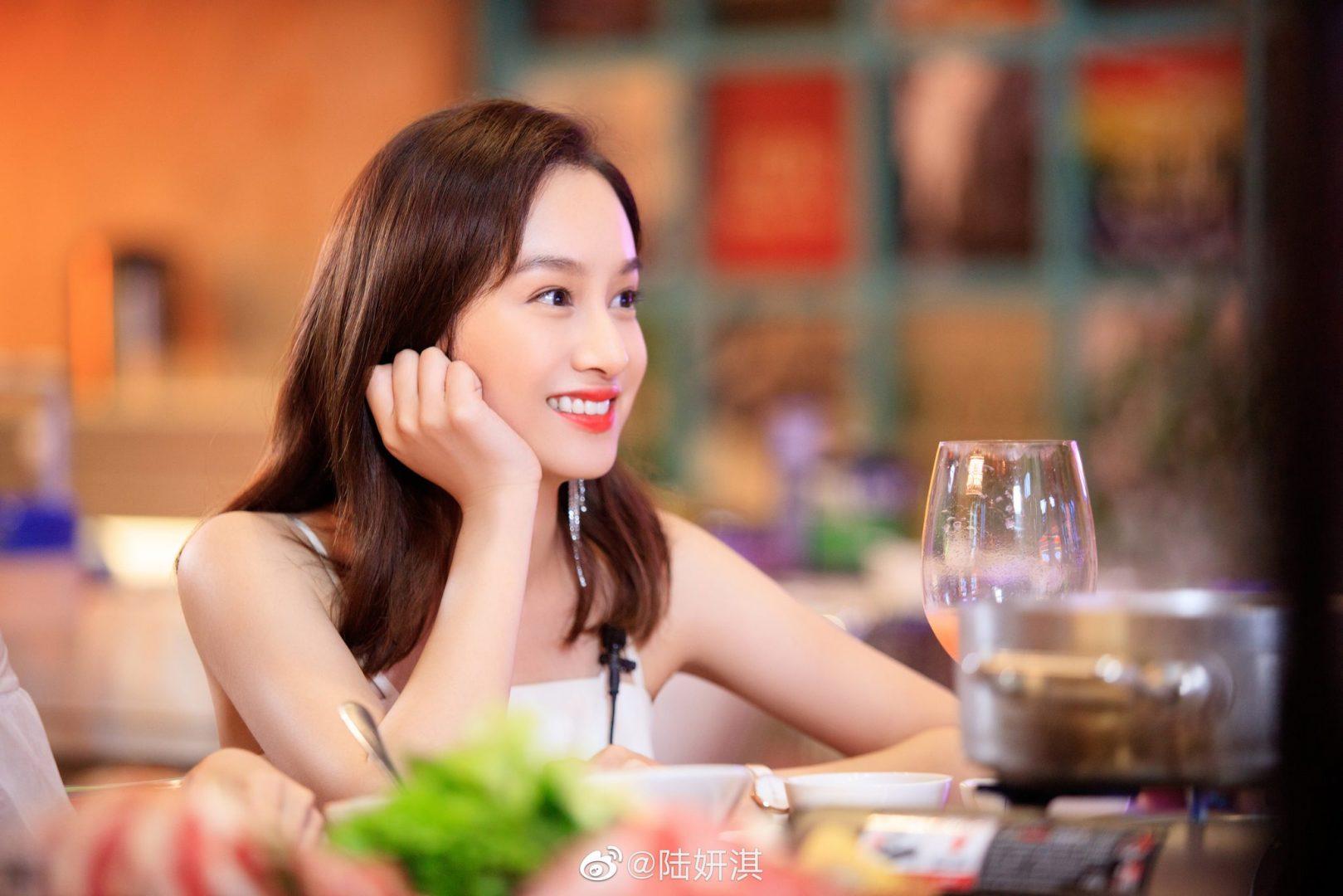 Lục Nghiên Kỳ 陆妍淇