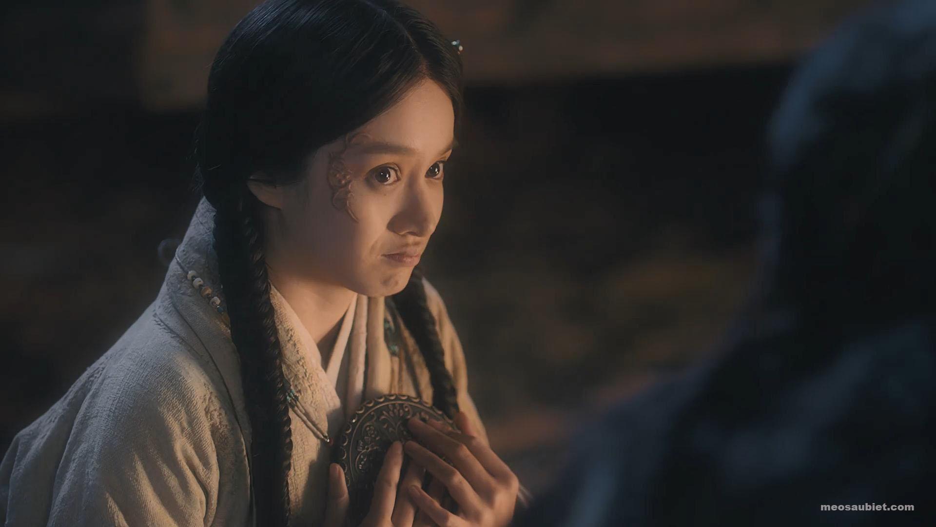 Cửu châu phiêu miểu lục 2019 Lục Nghiên Kỳ trong vai Tô Mã