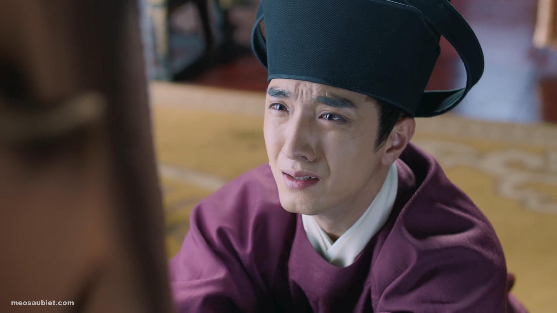 Hạc Lệ Hoa Đình 2019 trong Kim Hãn trong vai Tề vương Tiêu Định Đường