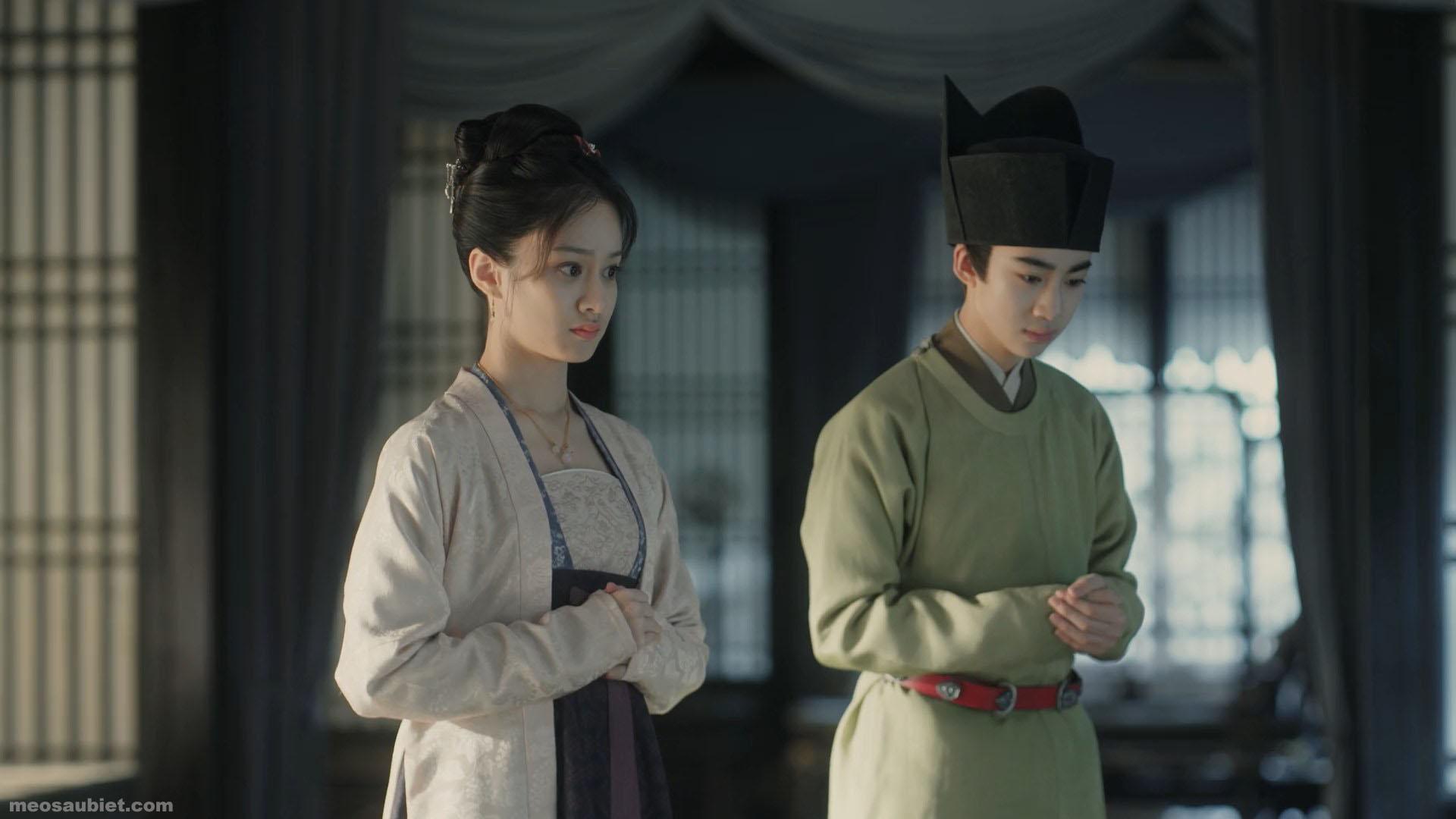 Thanh Bình Nhạc 2020 Lục Nghiên Kỳ trong vai Đổng Thu Hòa