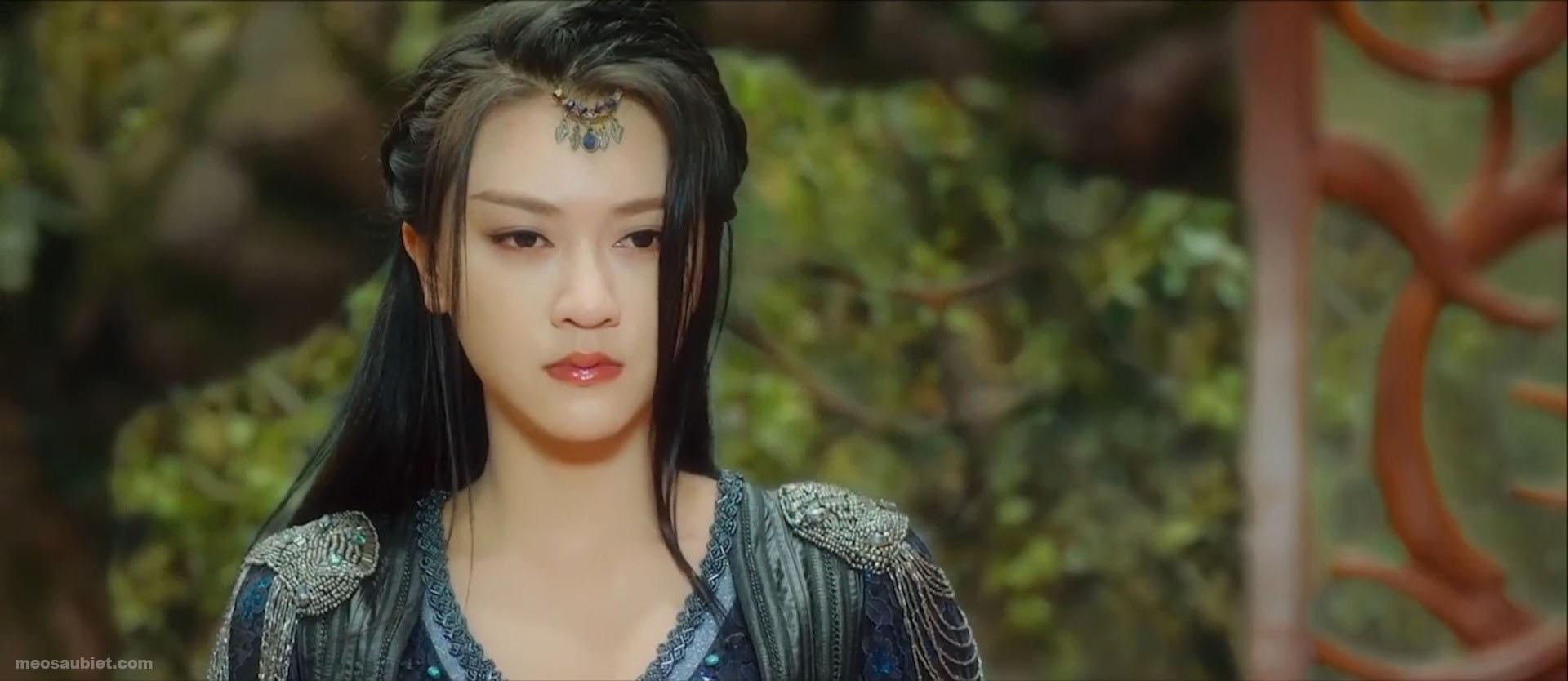 Huyễn Thành - Vương quốc ảo 2016 Lục Thư Trinh trong vai Nguyệt Thần