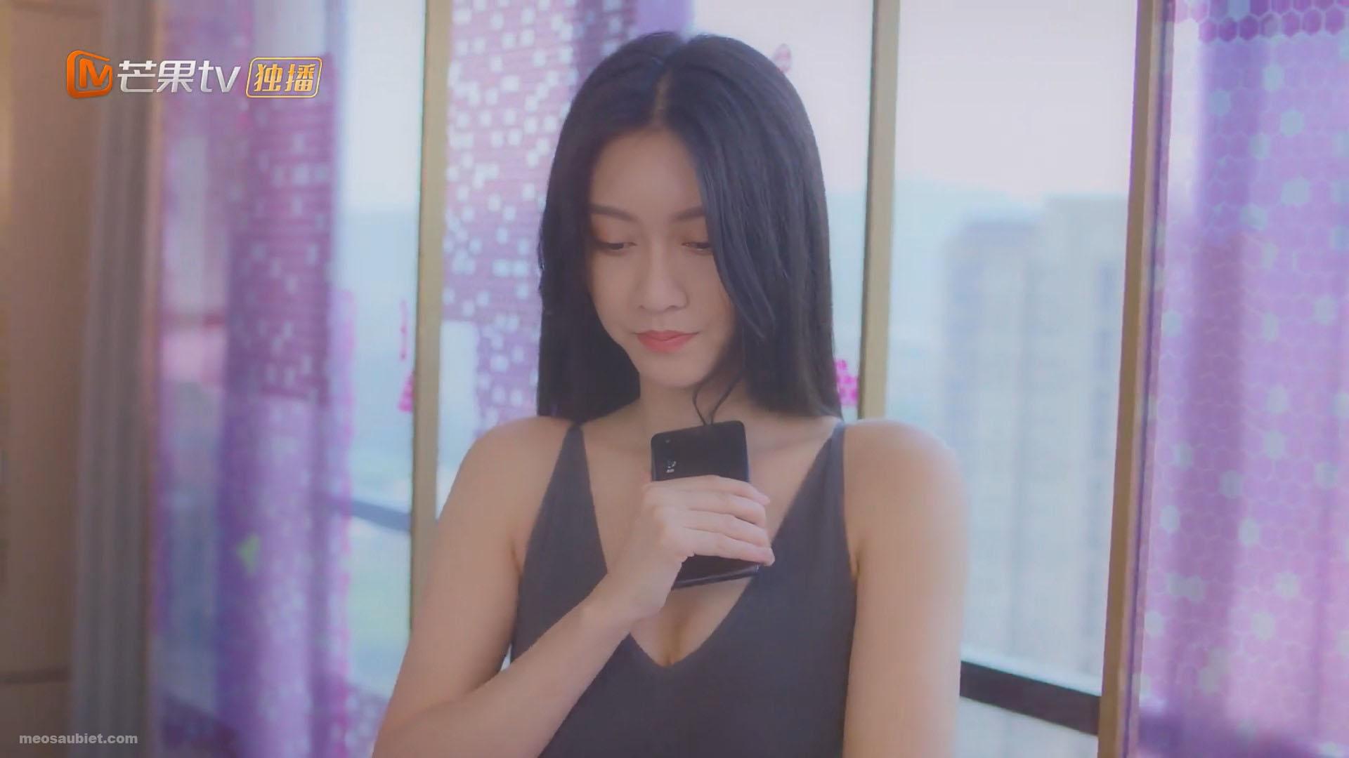 Xin em hãy yêu anh 2019 trong vai Lục Thư Trinh Khám Địch