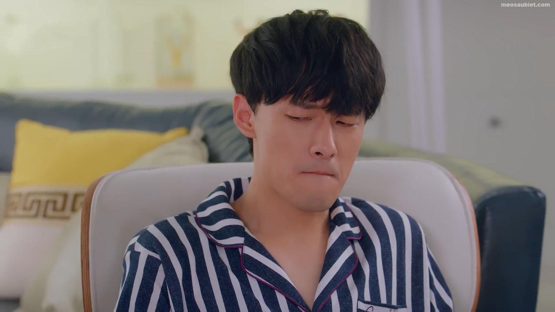 Xin em hãy yêu anh 2019 Trương Vũ Kiếm trong vai Dịch Hàm