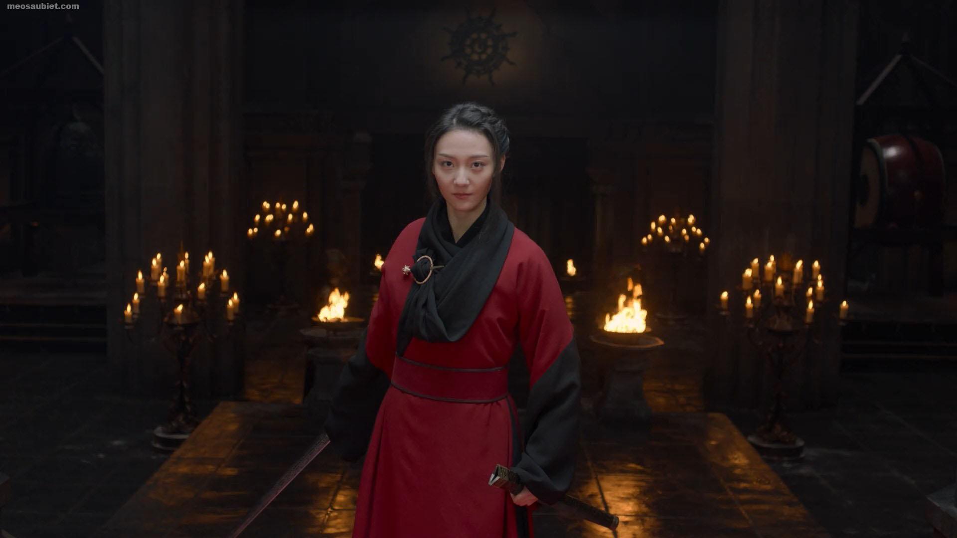 Tương Dạ 2020 Lưu Kha Quân trong vai Diệp Hồng Ngư