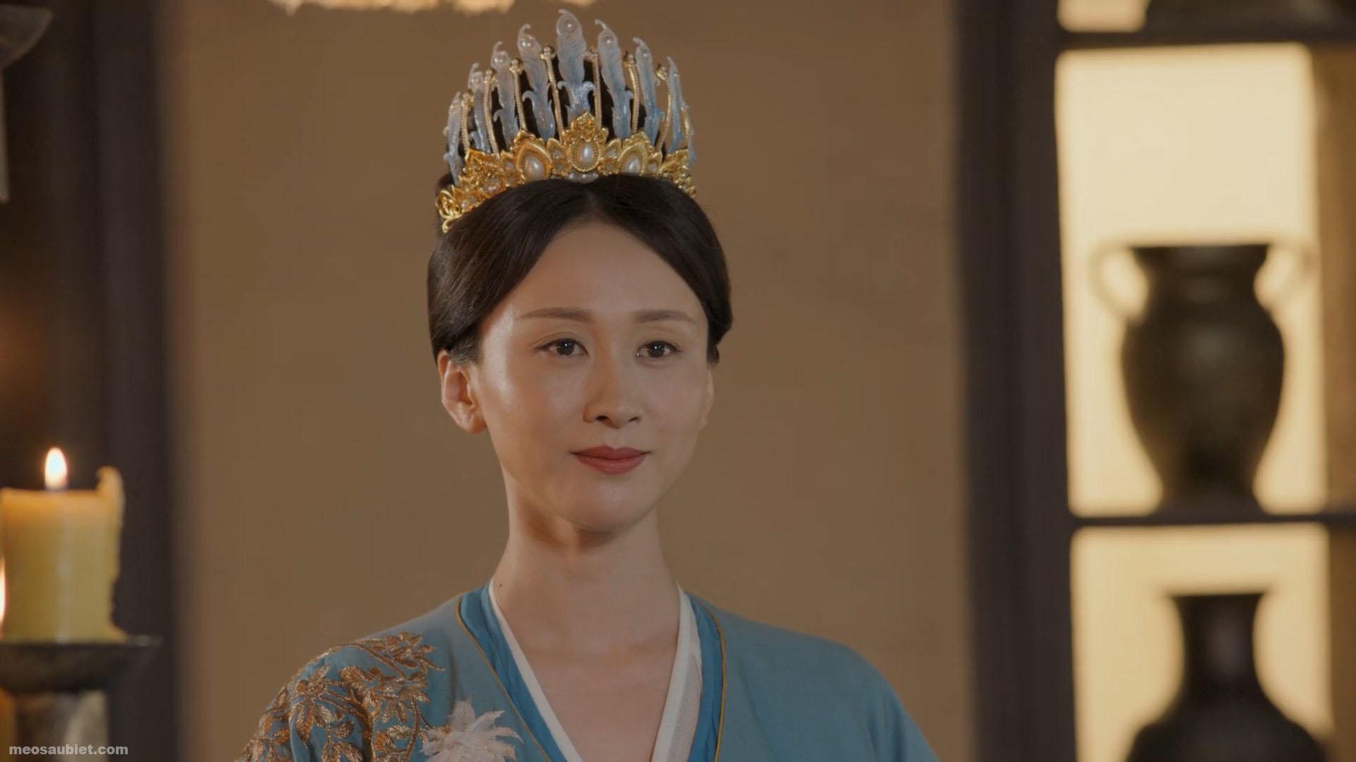 Tương Dạ 2020 Luyện Luyện trong vai Hạ Thiên , hoàng hậu Đường quốc