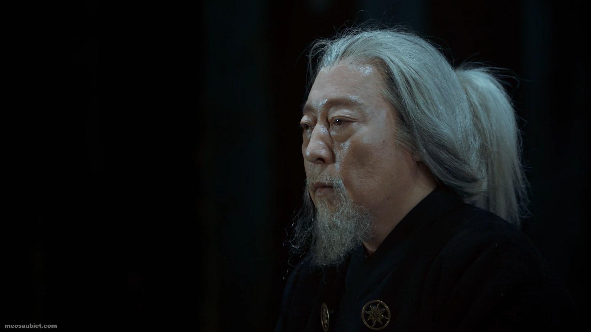 Tương Dạ 2018 Nghê Đại Hồng trong vai Vệ Quang Minh