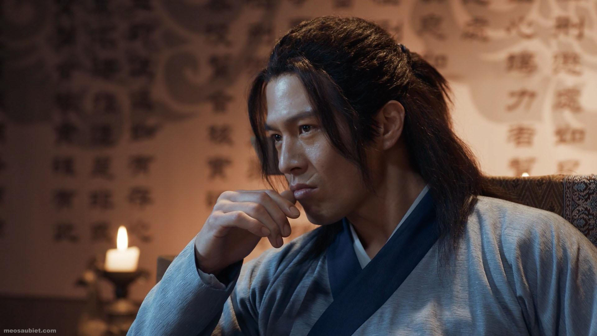 Tương Dạ 2018 An Chí Kiệt trong vai Triều Tiểu Thụ