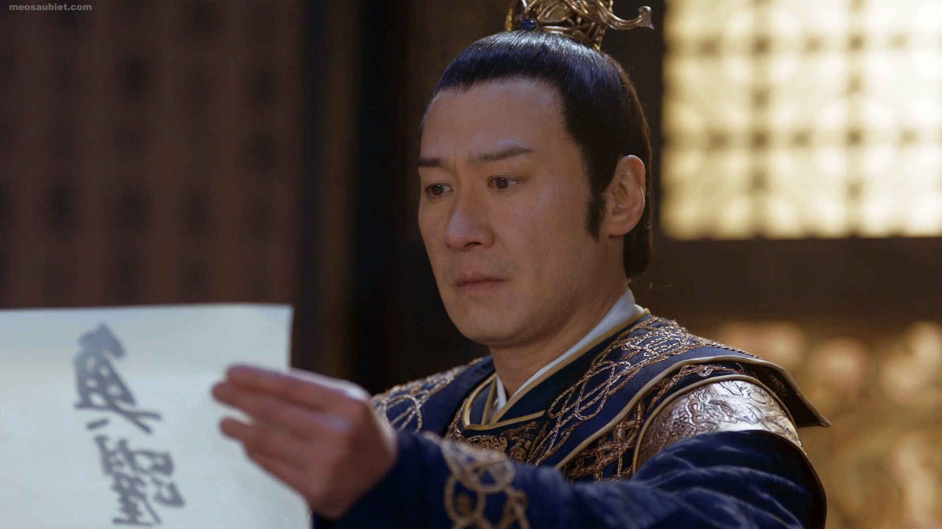 Tương Dạ 2018 Lê Minh trong vai Lý Trọng Địch , hoàng đế Đường quốc