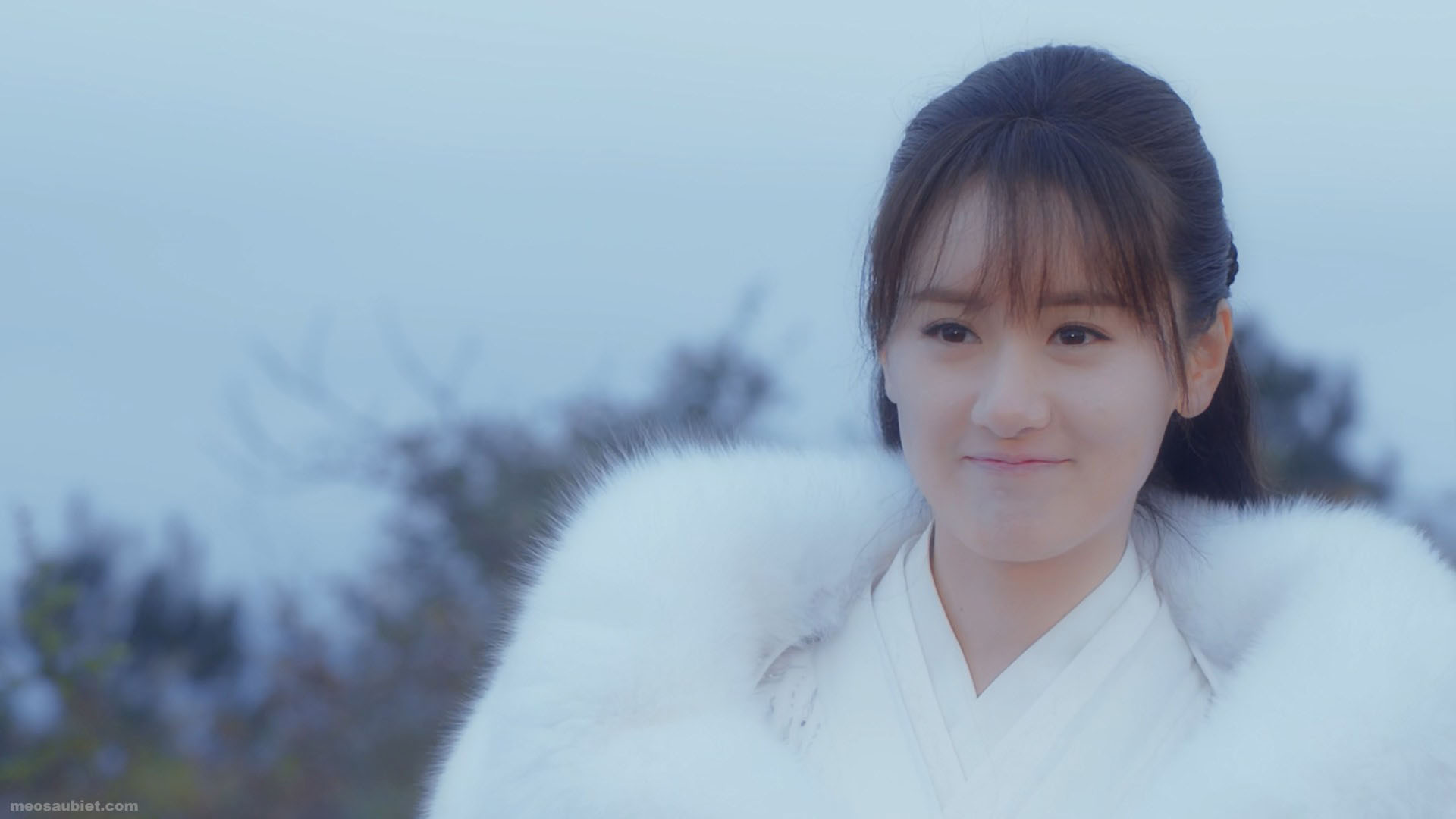Tương Dạ 2018 Viên Băng Nghiên trong vai Mạc Sơn Sơn