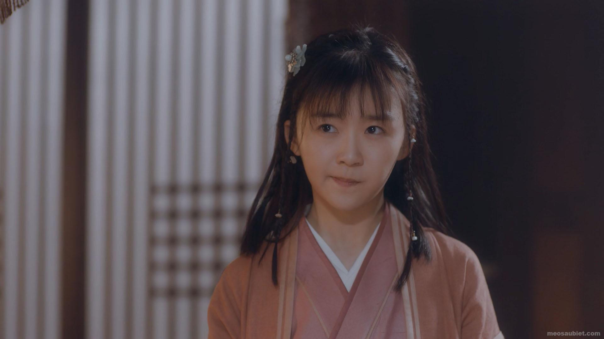 Tương Dạ 2018 Tống Y Nhân trong vai Tang Tang