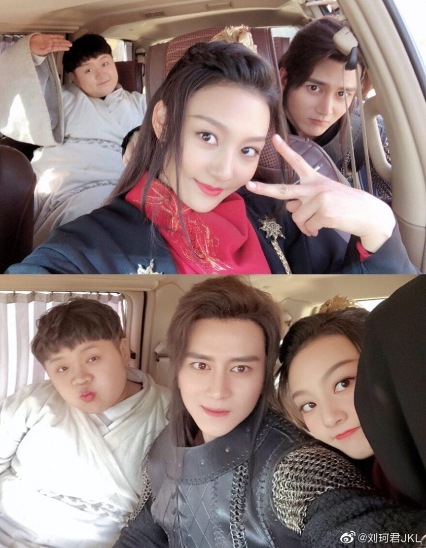 Lưu Kha Quân - 刘珂君 - Liu Ke Jun