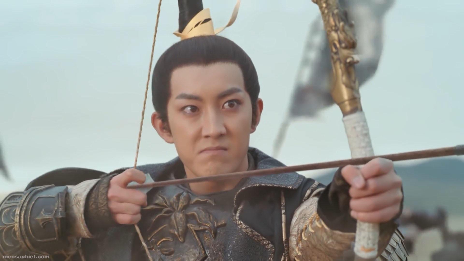 Tam Thiên Nha Sát 2020 Đại Vân Phàm trong vai Bàng Uyên