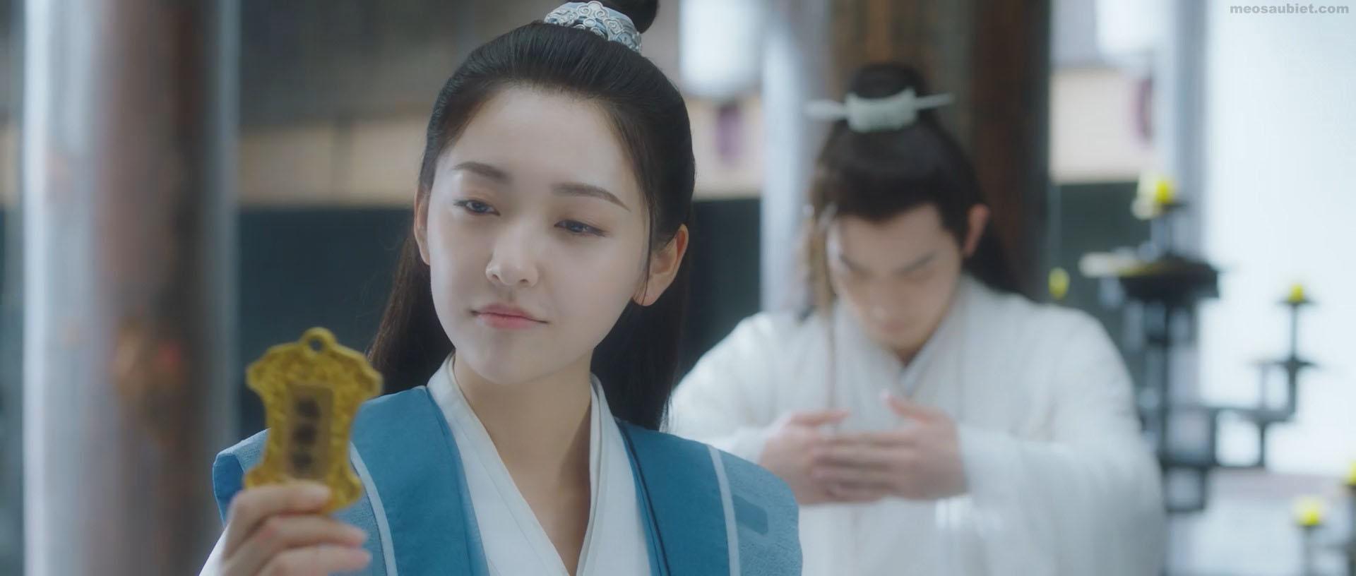 Thiếu chủ đi chậm thôi 2020 Trần Hạo Lam trong vai Hà Nhược Dao