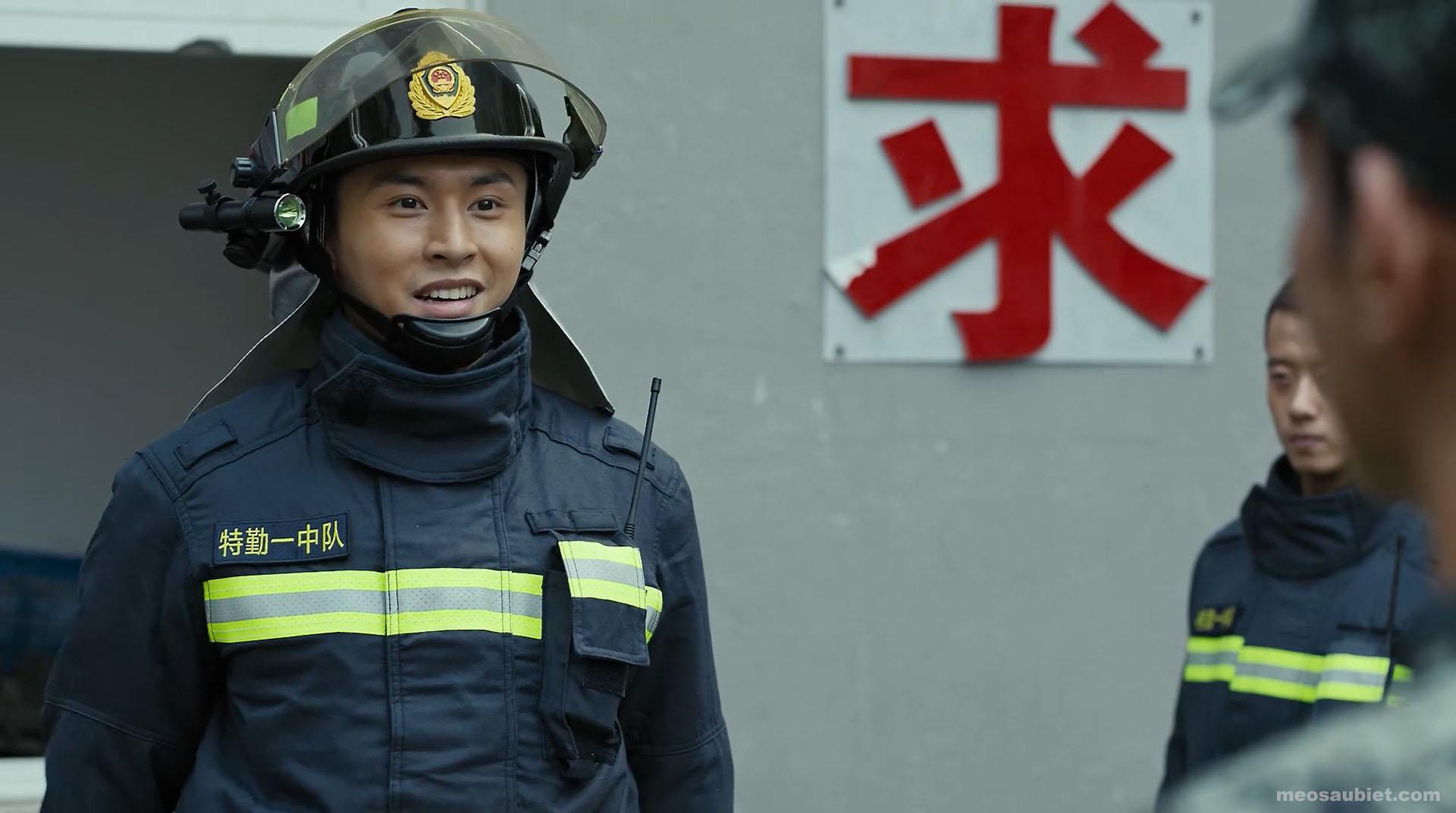 Liệt hỏa anh hùng 2019 Trương Triết Hãn trong vai Trịnh Chí