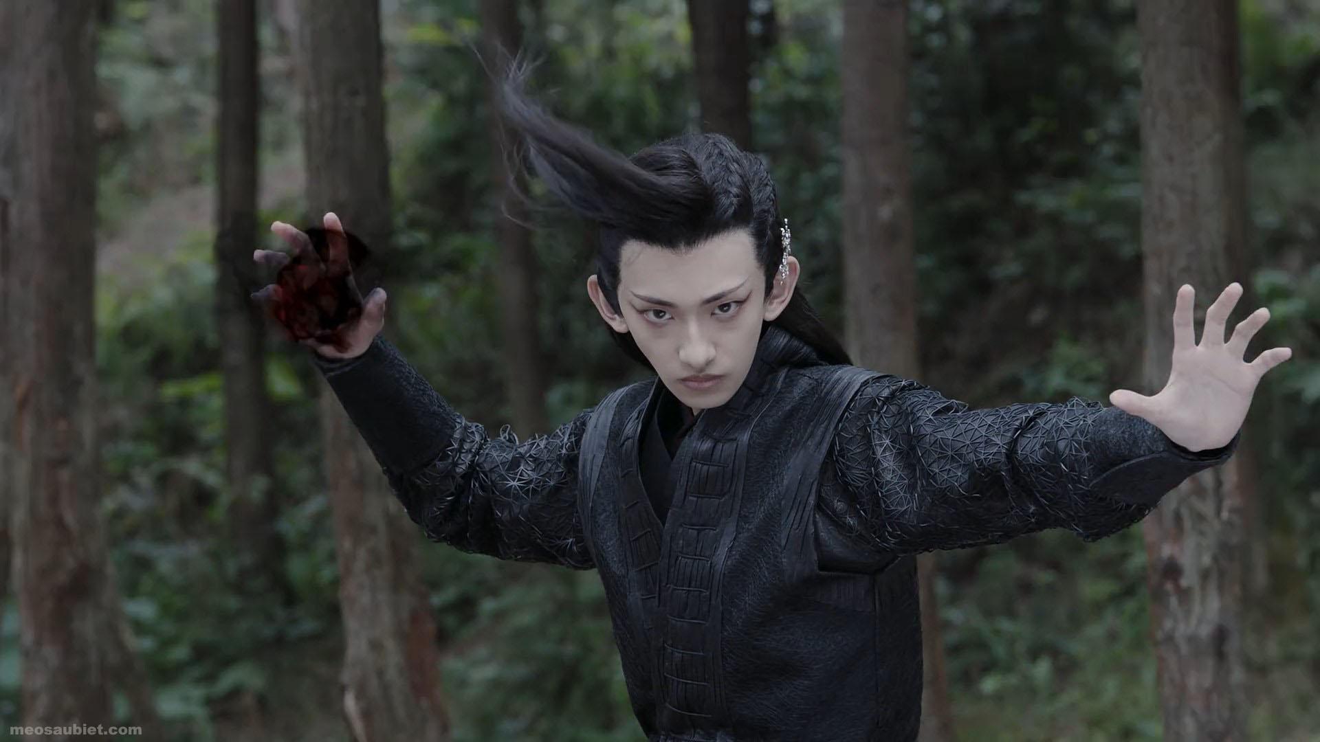 Cửu Châu – Thiên Không thành II 2020 Tân Diên Vũ trong vai Tu Du